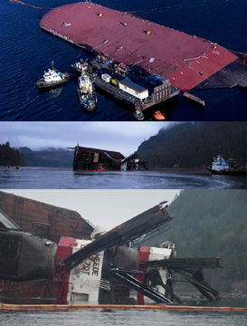 Hydra Marine Services Salvage