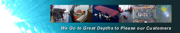 Marine diving, salvage and welding services